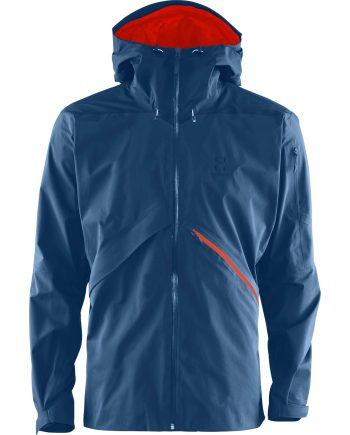 haglofs-slide-skijakke-blue-front
