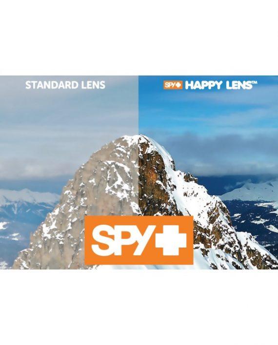 Spy Googles happy lens