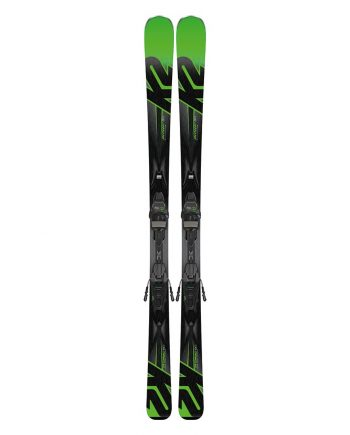 K2.17 SKI IKONIC 80 M3 11 TCX LIGHT - 129/80/108 - AT ROCKER