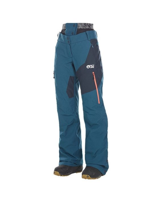 Picture Organic Seen Woman Pants Petrol Blue