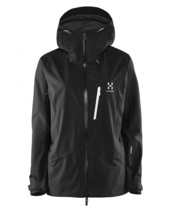Haglöfs Niva Jacket Women True Black