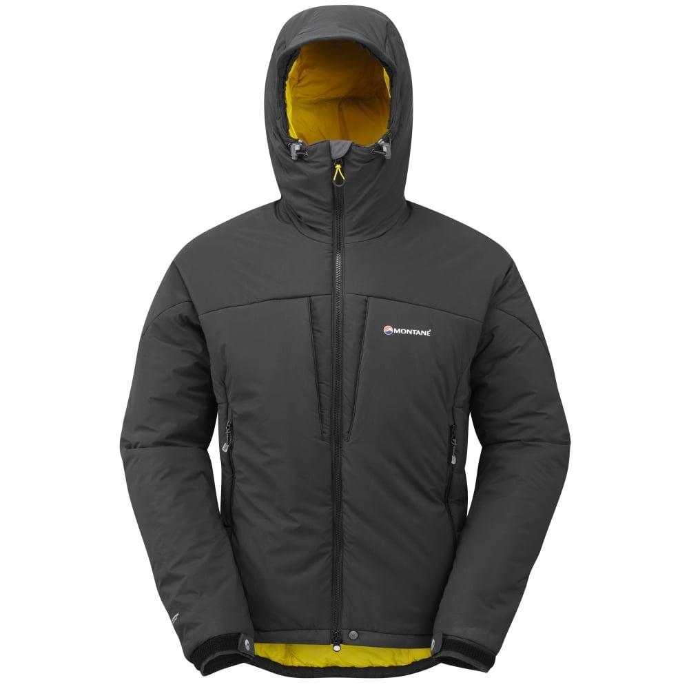 Montane Ice Guide Black Jacket — OUTDOOR EXPLORE