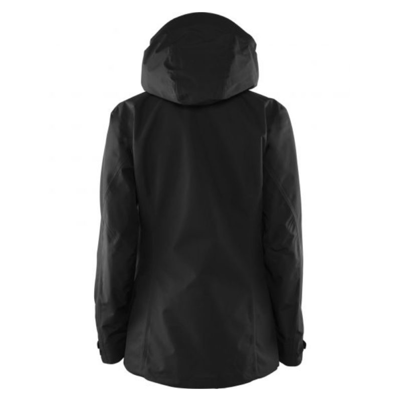 Haglöfs Niva Jacket Women True Black b